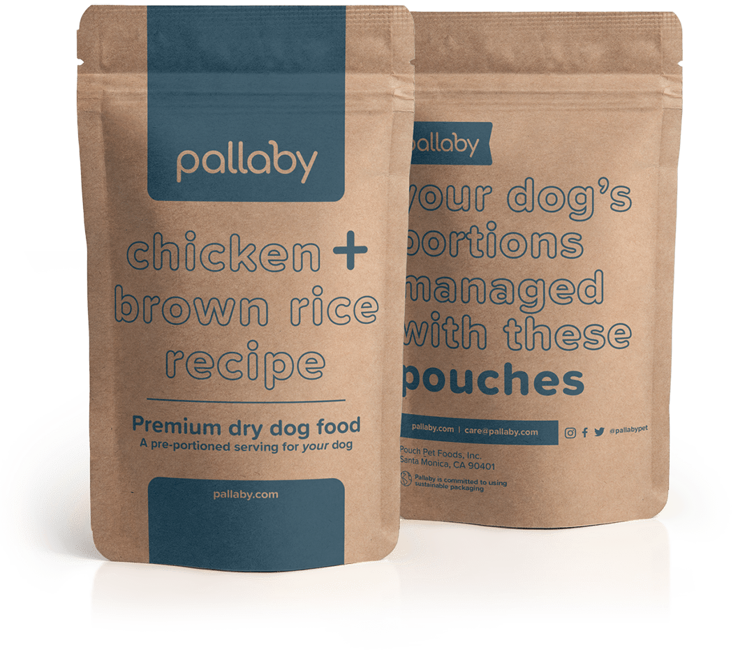 pallaby Chicken + Brown Rice Kibble